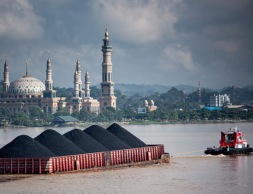 Governance, identities and future along categories of difference in the coal mining sector in Central Kalimantan, Indonesia