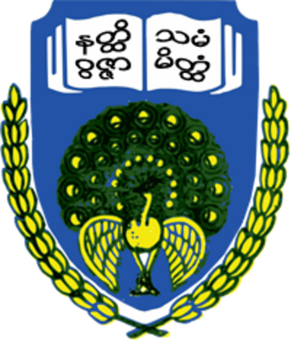 Logo der University of Yangon