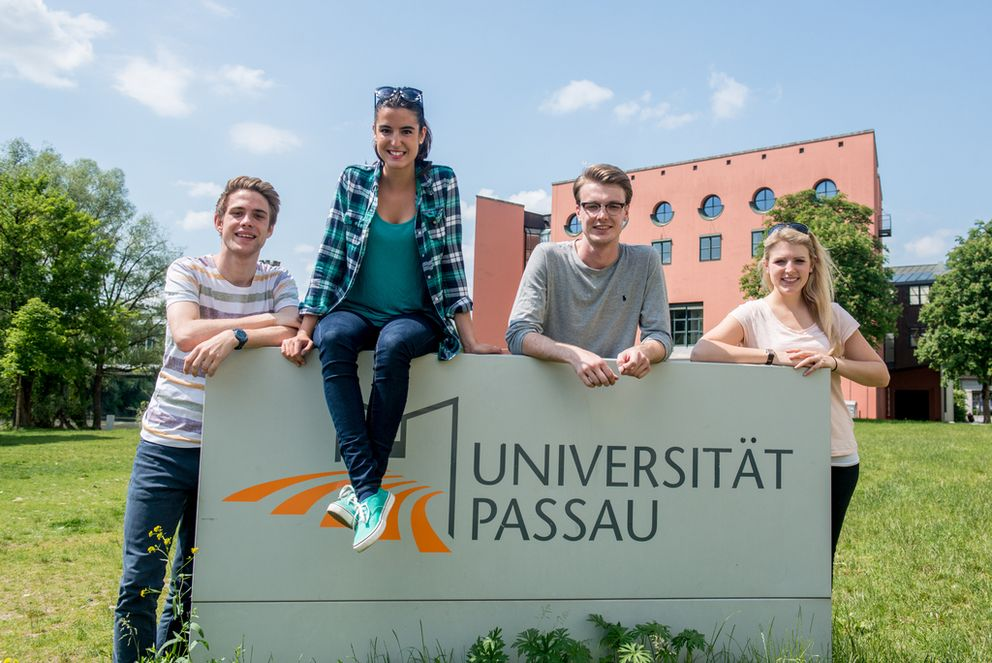 Students of the University of Passau