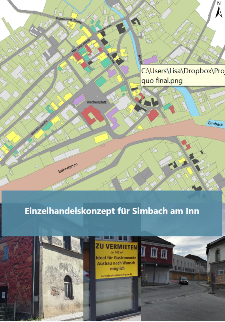 Neustart nach der Flut: Universität Passau erstellt städteplanerisches Entwicklungskonzept für Simbach/Inn