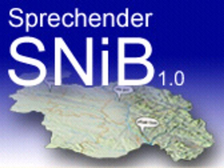 SNiB: Sprechender Sprachatlas von Niederbayern